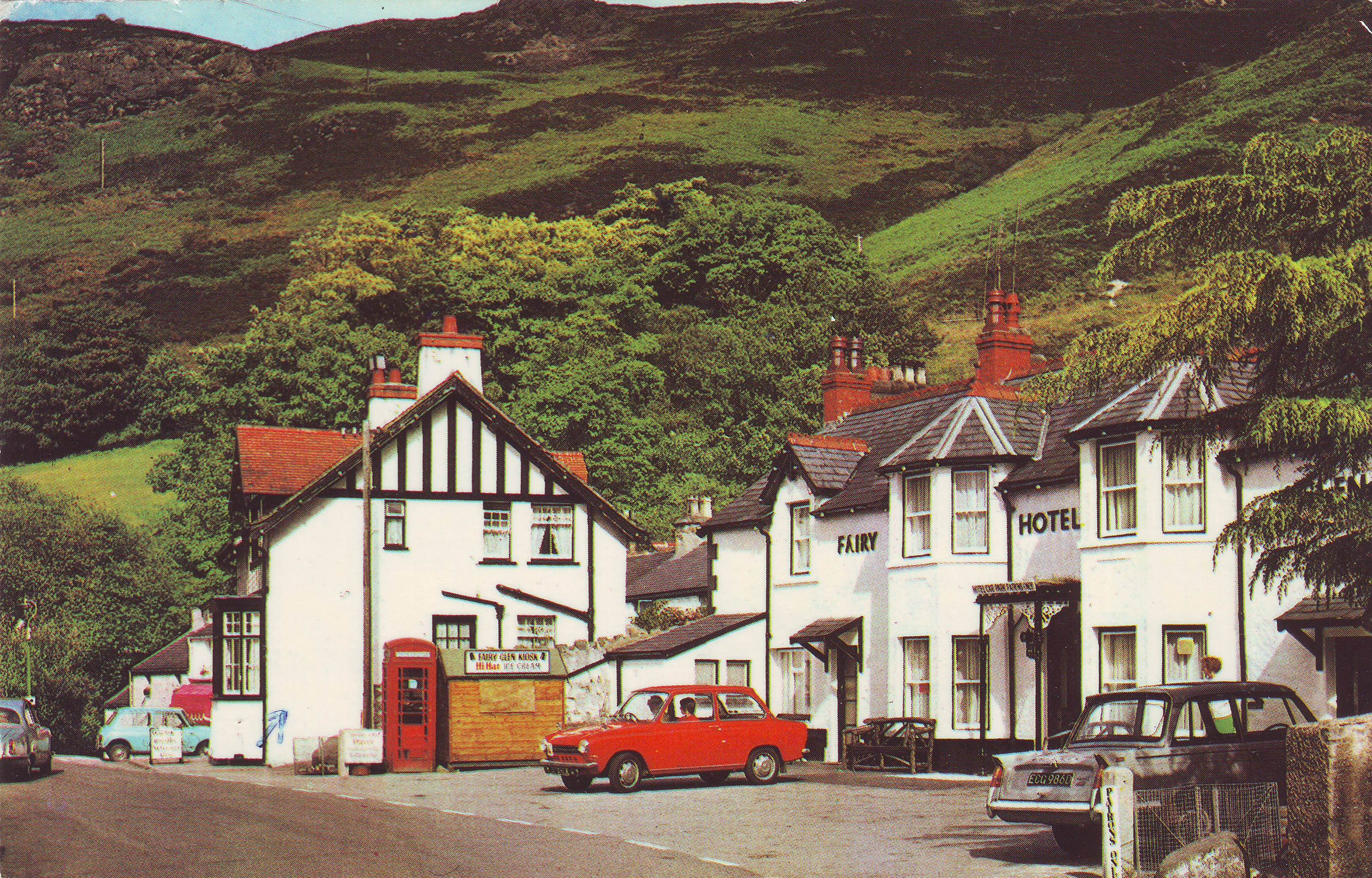 DAF undaunted by Welsh mountains