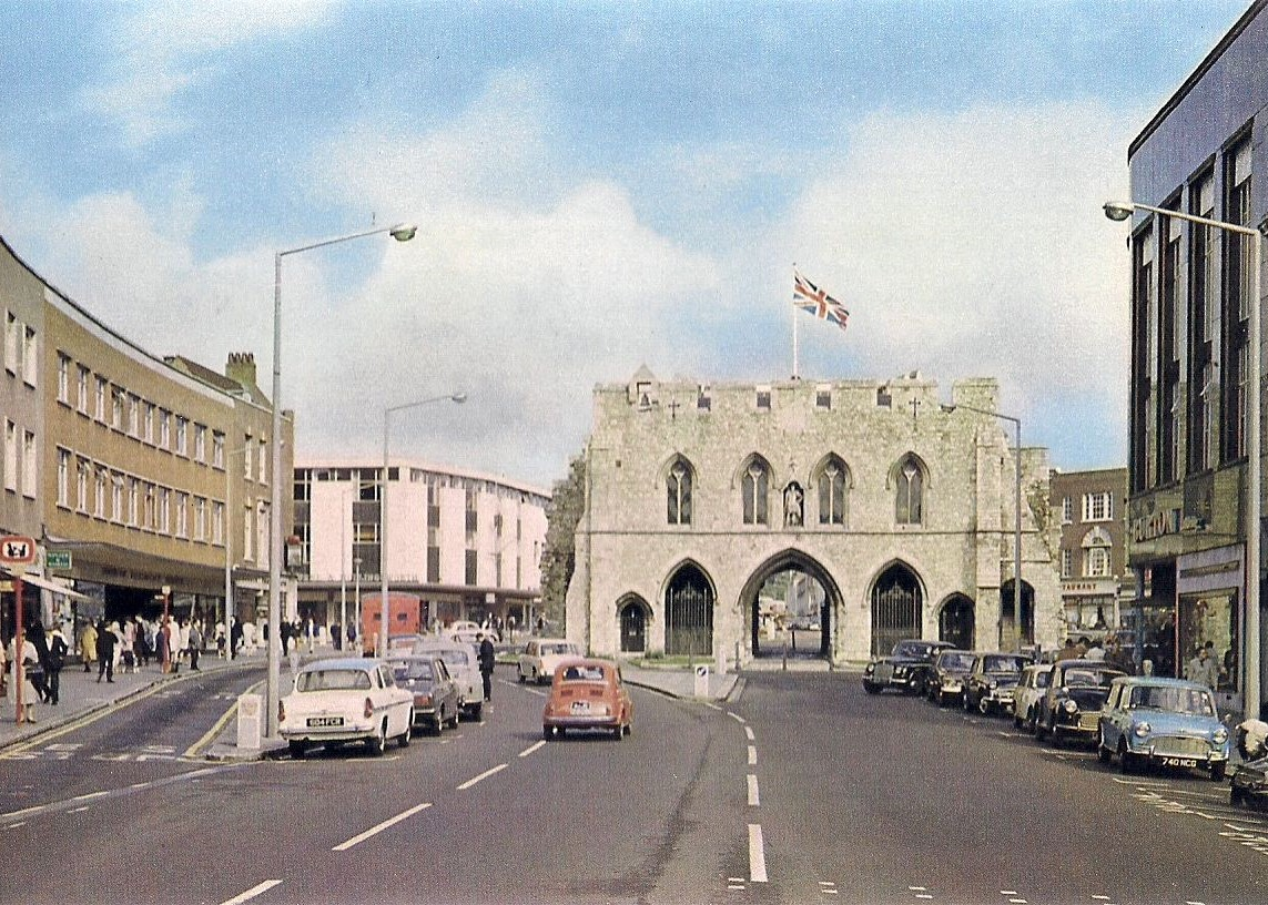 Postcard Fiat