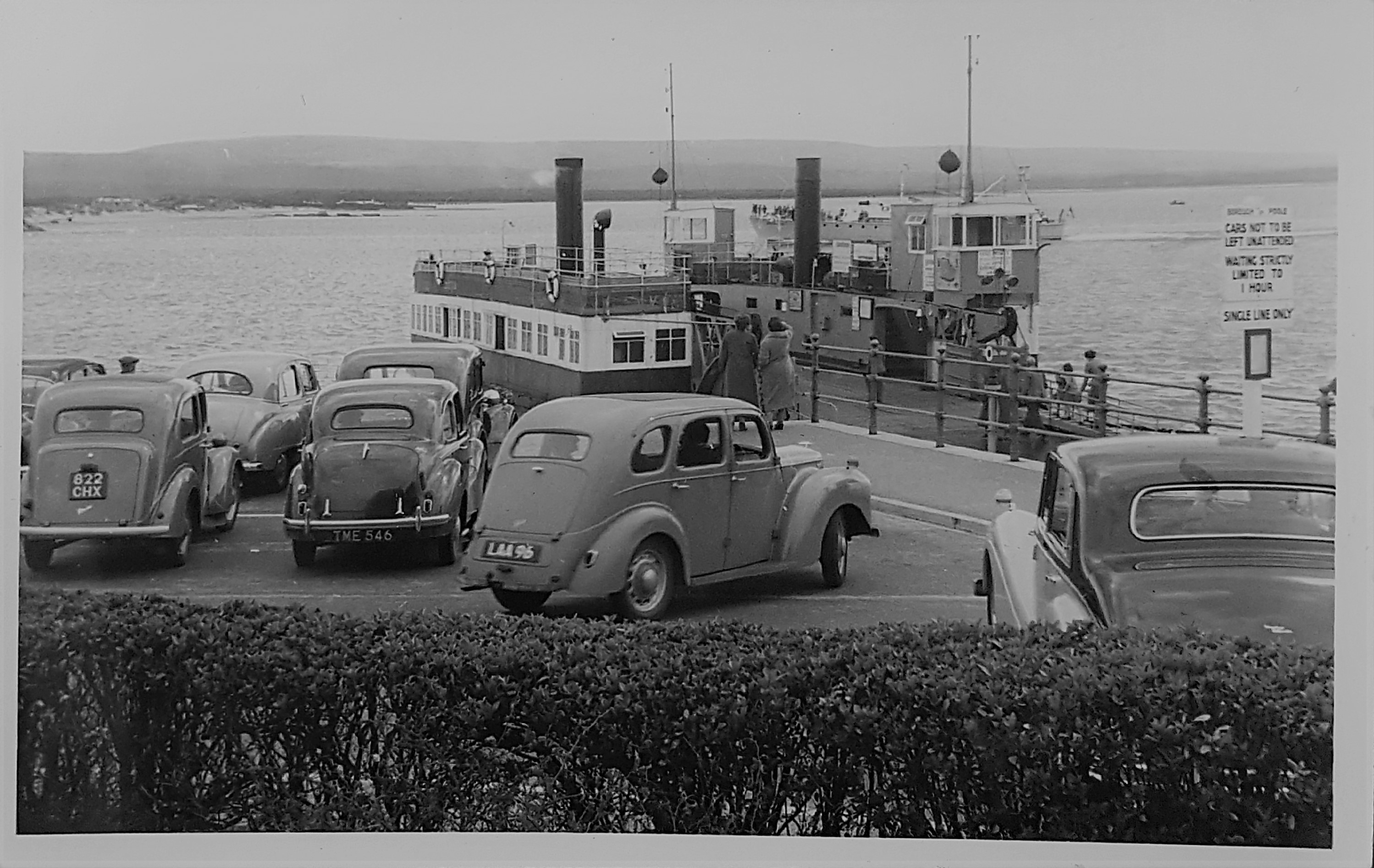 Armstrong Siddeley for the Ferry