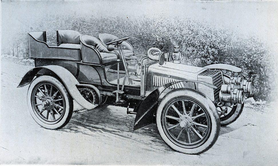 1903 Veteran Car