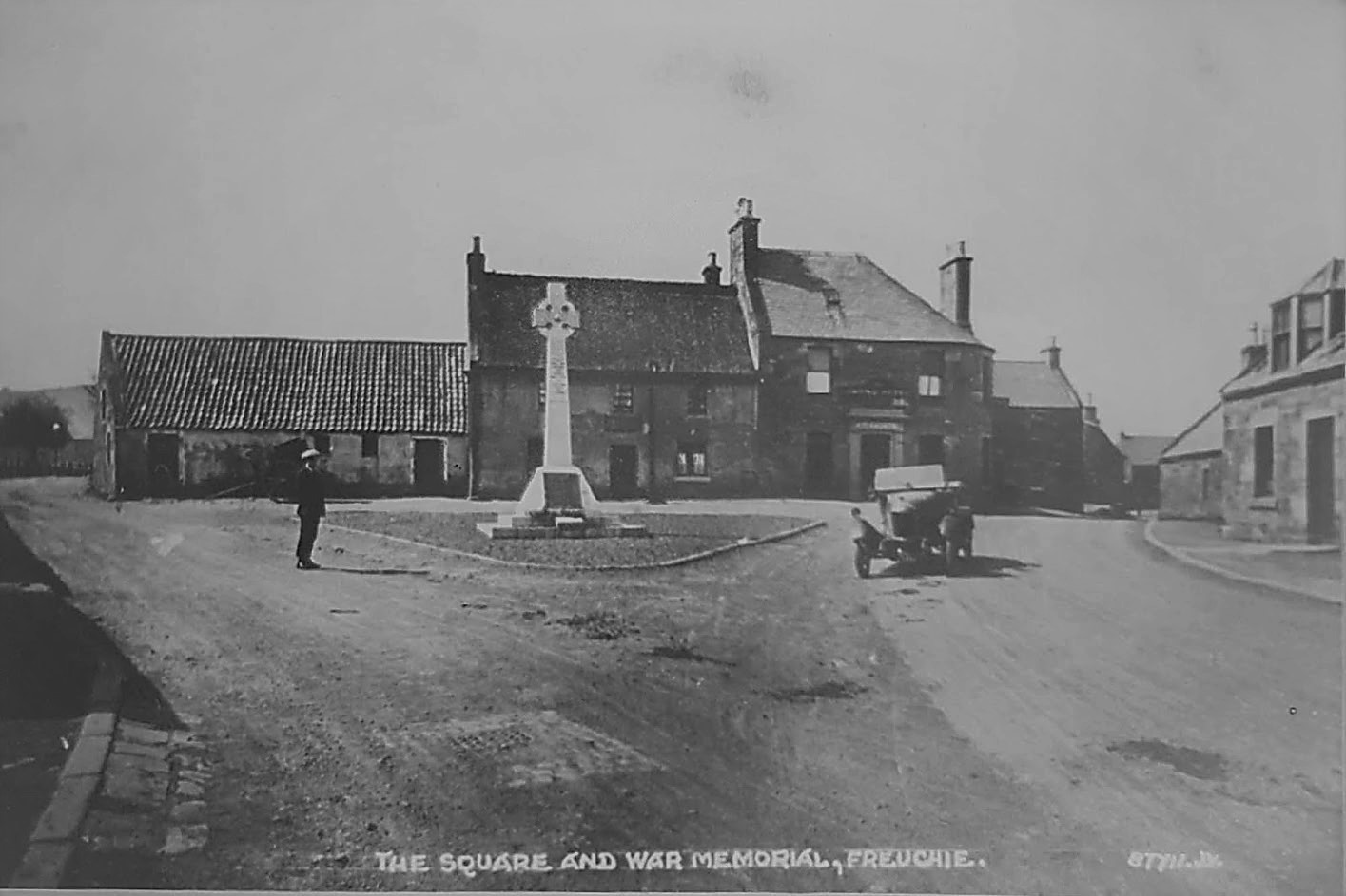 Freuchie War Memorial